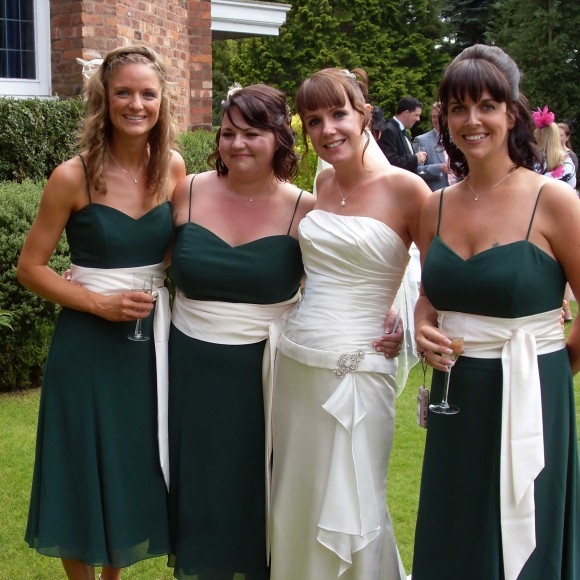 Mums and Bridesmaids