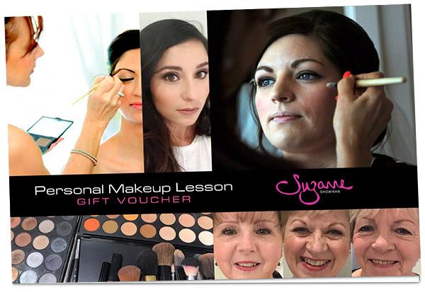 Makeup Lesson Gift Voucher
